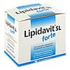 LIPIDAVIT SL forte Kapseln, 100 ST, Rodisma-Med Pharma GmbH
