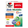 DOPPELHERZ Zink+Histidin Depot Tabletten, 30 ST, Queisser Pharma GmbH & Co. KG
