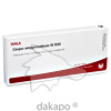 CORPUS AMYGDALOIDEUM GL D 30 Ampullen, 10X1 ML, WALA Heilmittel GmbH