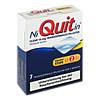NiQuitin Clear 14mg, 7 Stück, Omega Pharma Deutschland GmbH