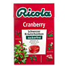 Ricola oZ Box Cranberry, 50 G, Queisser Pharma GmbH & Co. KG