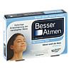 Besser Atmen Nasenstrips transparent normale Größe, 10 ST, GlaxoSmithKline Consumer Healthcare