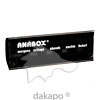 ANABOX-Tagesbox schwarz, 1 ST, WEPA Apothekenbedarf GmbH & Co KG