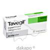 TAVEGIL, 20 Stück, Beragena Arzneimittel GmbH