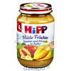 HIPP 4360 BANANE/PFIRS/APF, 190 G, Hipp GmbH & Co.Vertrieb KG