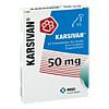 KARSIVAN 50 Filmtabletten f.Hunde, 60 Stück, Intervet Deutschland GmbH