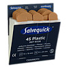 Salvequick Pflasterstrips wasserfest, 45 ST, Holthaus Medical GmbH & Co. KG