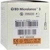 BD MICROLANCE 25G KAN 1, 100 ST, Becton Dickinson GmbH