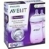 AVENT Naturnah Flasche 260ml Doppelpack rosa, 2 ST, Philips GmbH