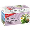 H&S Galle-und Lebertee N, 20 ST, H&S Tee - Gesellschaft mbH & Co.