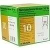 NATRIUMCHLORID 10% MPC Elektrolytkonzentrat, 20 × 10 Milliliter, B. Braun Melsungen AG