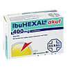 IbuHEXAL akut 400mg Filmtabletten, 50 Stück, HEXAL AG