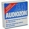 AUDIOZON SPEZ REINIG, 20 ST, Helago-Pharma GmbH