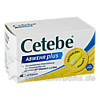 CETEBE ABWEHR plus Vitamin C+Zink Kapseln, 60 ST, GlaxoSmithKline Consumer Healthcare GmbH & Co. KG