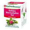 Bad Heilbrunner Rotklee Wechseljahre Tee, 8 ST, Bad Heilbrunner Naturheilm. GmbH & Co. KG