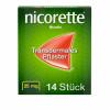 Nicorette TX Pflaster 25mg, 14 ST, Johnson & Johnson GmbH (Otc)