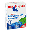 One Drop Only natürliches Mundwasser Konzentrat, 50 ML, One Drop Only Chem.-Pharm. Vertr. GmbH