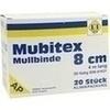 MUBITEX MULLBINDEN 8CM, 20 ST, Erena Verbandstoffe GmbH & Co. KG