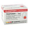 TROPONIN Infarkt Test CLEARTEST, 10 ST, Diaprax GmbH