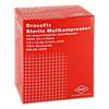 DRACOFIX PEEL KOM steril 7.5X7.5 8fach, 25X2 ST, Dr. Ausbüttel & Co. GmbH