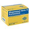 MAGNESIUM VERLA N KONZENTRAT, 50 Stück, Verla-Pharm Arzneimittel GmbH & Co. KG