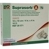Suprasorb A+AG Antimikro Cal.-alginat Kompr.10x10, 10 ST, Bios Medical Services GmbH
