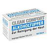 Alkoholtupfer, 100 ST, Serimed GmbH & Co. KG