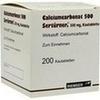 CALCIUMCARBONAT 500, 200 Stück, Abanta Pharma GmbH