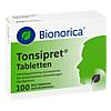 TONSIPRET TABLETTEN, 100 ST, Bionorica Se