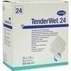 TENDERWET 24 Kompressen 7,5x7,5 cm steril, 10 ST, Paul Hartmann AG