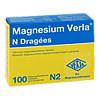 MAGNESIUM VERLA N Dragees, 100 ST, Verla-Pharm Arzneimittel GmbH & Co. KG