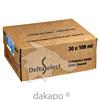 Isotonische NaCl 0.9% DELTAMEDICA Glasinf., 20 × 100 Milliliter, DELTAMEDICA GmbH