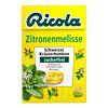 Ricola oZ Box Zitronenmelisse, 50 G, Queisser Pharma GmbH & Co. KG