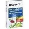 TETESEPT Husten & Hals Lutschtabletten, 20 ST, Merz Consumer Care GmbH