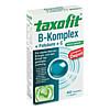 taxofit Vitamin B-Komplex-Depot Tabletten, 40 ST, MCM KLOSTERFRAU Vertr. GmbH