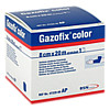GAZOFIX color Fixierbinde 8 cmx20 m blau, 1 ST, BSN medical GmbH