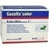 GAZOFIX color Fixierbinde 6 cmx20 m grün, 1 ST, BSN medical GmbH