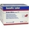 GAZOFIX color Fixierbinde 6 cmx20 m pink, 1 ST, BSN medical GmbH