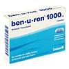 ben-u-ron 1000mg Tabletten, 9 Stück, Bene Arzneimittel GmbH