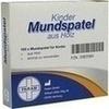 MUNDSPATEL HOLZ KDR, 100 ST, Param GmbH