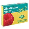 Zinkletten Verla Himbeere, 50 ST, Verla-Pharm Arzneimittel GmbH & Co. KG