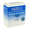 Sagella Reinigungstücher, 10 ST, MEDA Pharma GmbH & Co.KG