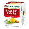 Bad Heilbrunner Leber- und Galletee, 8X1.75 G, Bad Heilbrunner Naturheilmittel GmbH & Co. KG