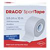 Dracotapeverband extra stark 10mx3.8cm weiß, 1 ST, Dr. Ausbüttel & Co. GmbH