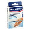 HANSAPLAST Aqua Protect Pflaster Hand Set, 16 ST, Beiersdorf AG