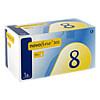 Novofine 8 Kanuelen 0.30x8mm, 100 ST, Emra-Med Arzneimittel GmbH