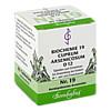 Biochemie 19 Cuprum arsenicosum D12, 80 ST, Bombastus-Werke AG
