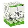 Biochemie 21 Zincum chloratum D12, 80 Stück, Bombastus-Werke AG