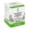 Biochemie 22 Calcium carbonicum D12, 80 Stück, Bombastus-Werke AG