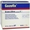 GAZOFIX Fixierbinde 8 cmx20 m hautf., 1 ST, BSN medical GmbH